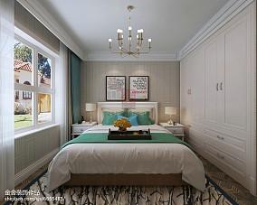 卧室色彩装修图片