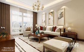 中式风格家装隔断图片欣赏