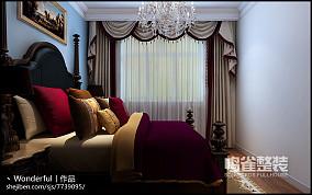 美式卧室欧普灯具吸顶灯图片