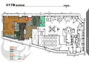 三室两厅样板间客厅电视背景墙设计效果图