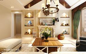 山东威海海景房客厅图片