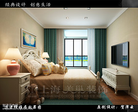三室一厅婚房效果图