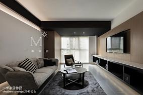精美面积88平现代二居客厅欣赏图