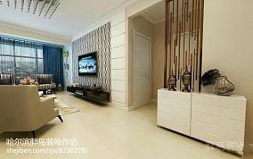时尚混搭客厅设计