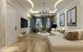 豪华设计装修客厅图片大全