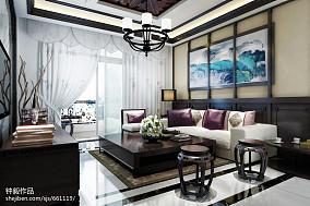 豪华欧式客厅阳台装修设计