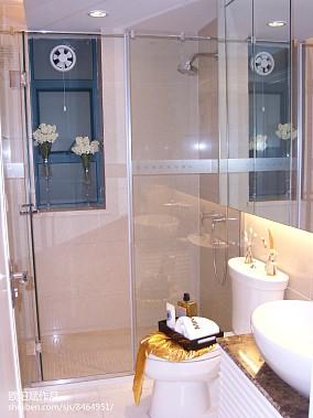 宾馆卫生间设计