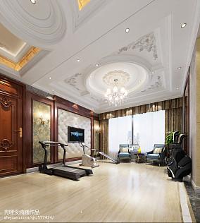 客厅大将军瓷砖装修图片