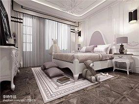 2018复式卧室效果图