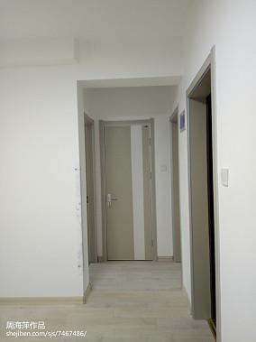 原木色卧室衣柜图片