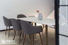 201889平米二居餐厅北欧欣赏图
