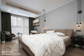 热门面积116平现代四居卧室装修设计效果图