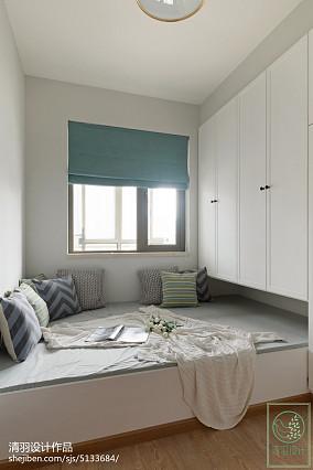 华丽61平美式二居休闲区设计美图