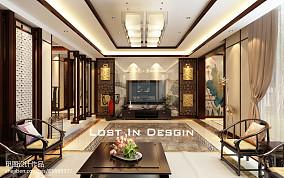 简约中式餐厅餐饮装潢设计