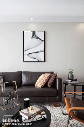 热门133平米四居客厅现代装修效果图