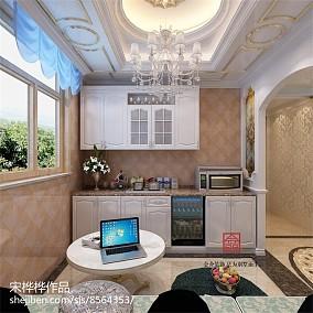 现代暗色调客厅装修图片