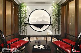 热门中式三居休闲区装饰图片大全