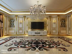 别墅的大厅