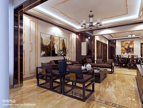 浪漫二室一厅小户型效果图