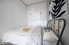 热门北欧小户型儿童房设计效果图