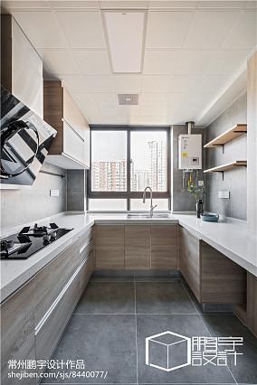 精选二居厨房日式装修实景图片