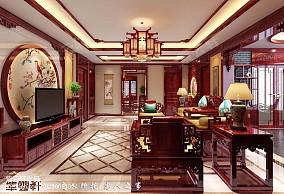 豪华现代家装风格客厅装修