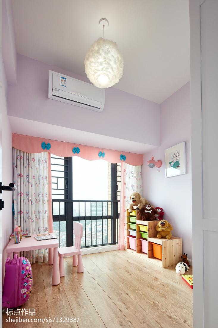 儿童房阳台设计