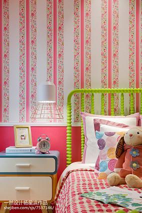 热门现代儿童房装修效果图片