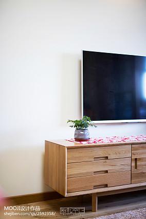 精选面积75平日式二居客厅装修图片欣赏