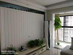 精选75平米二居客厅现代装修欣赏图片大全