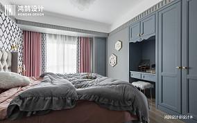 浪漫50平混搭二居卧室装饰美图