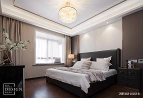 优雅101平现代三居卧室图片欣赏