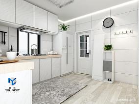质朴54平简约小户型厨房效果图片大全