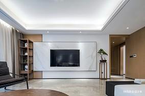 精美138平米四居客厅日式装饰图