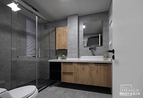 优雅84平现代三居卫生间图片欣赏