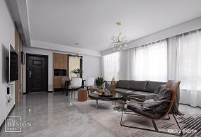 简单现代客厅设计