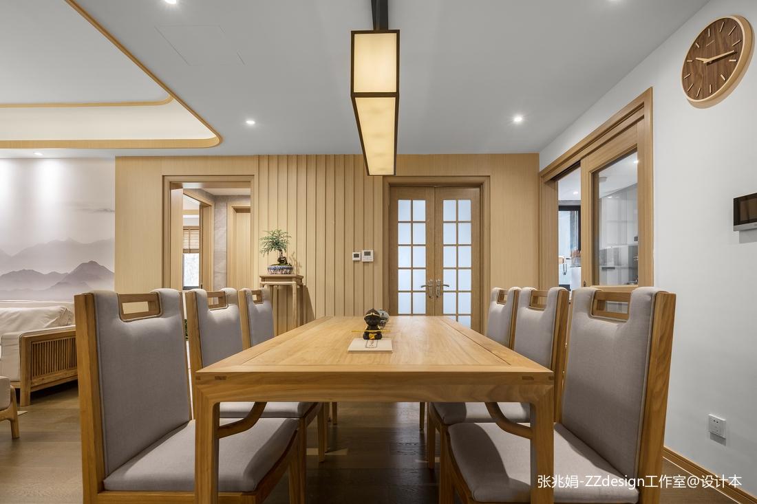 中式餐厅实景图