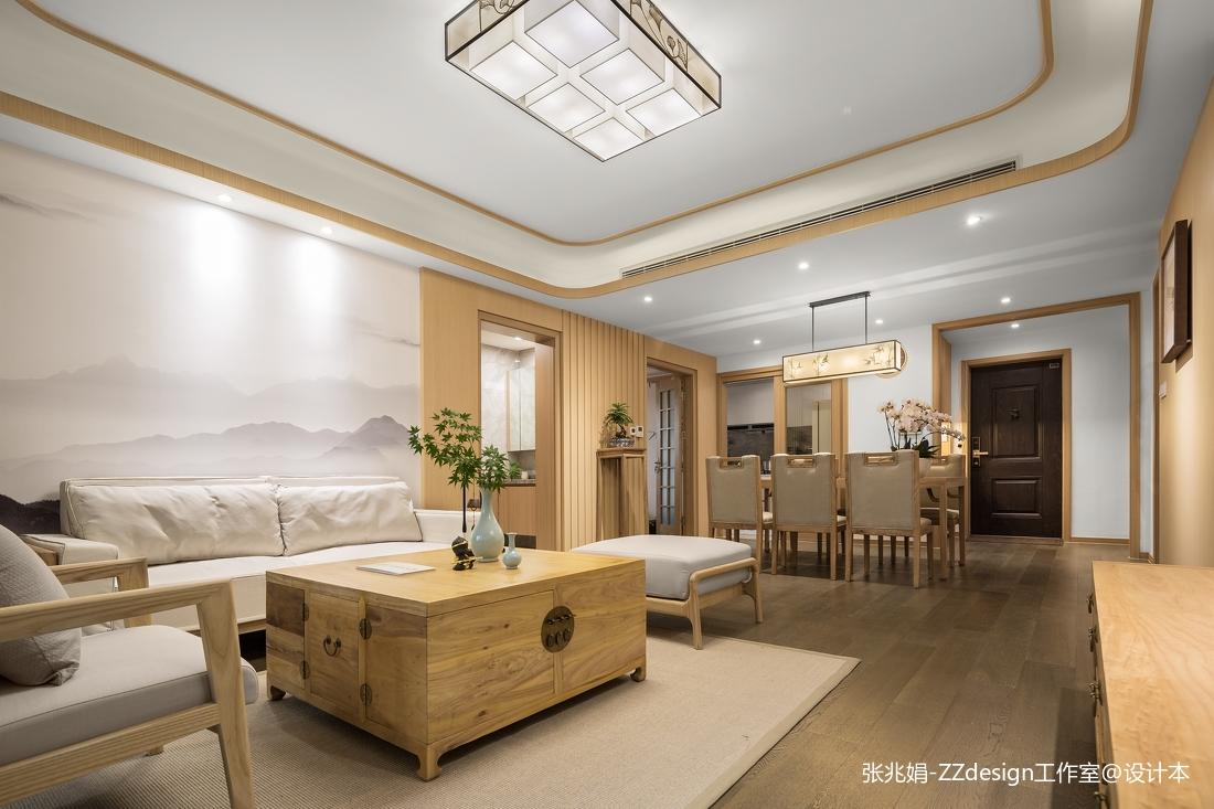 中式客厅装修风格