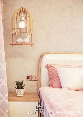 精选三居卧室北欧装修效果图片