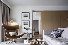 华丽120平现代二居客厅实景图片