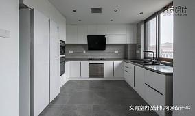 长条形厨房