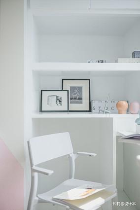 精美北欧小户型书房装修图片欣赏