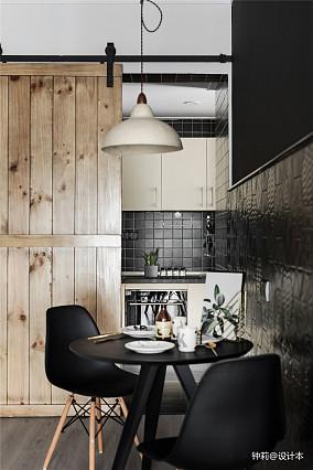 大气105平北欧三居厨房设计美图