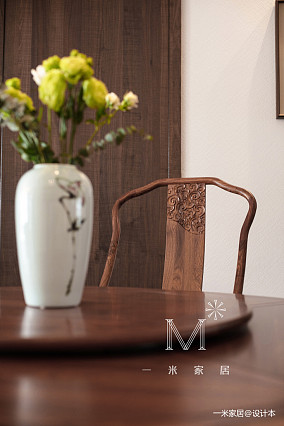 明亮51平中式二居客厅装饰图