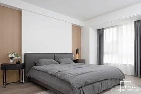 光影 北欧风格三居室主卧设计