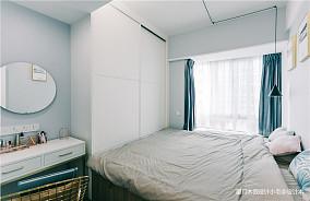 精致30平简约小户型卧室设计案例