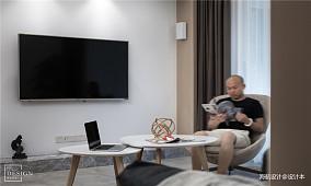 精致98平北欧三居客厅图片欣赏