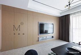 轻奢108平现代三居装饰美图