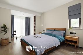 201988平现代三居卧室设计案例
