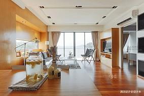 浪漫39平混搭小户型客厅实拍图